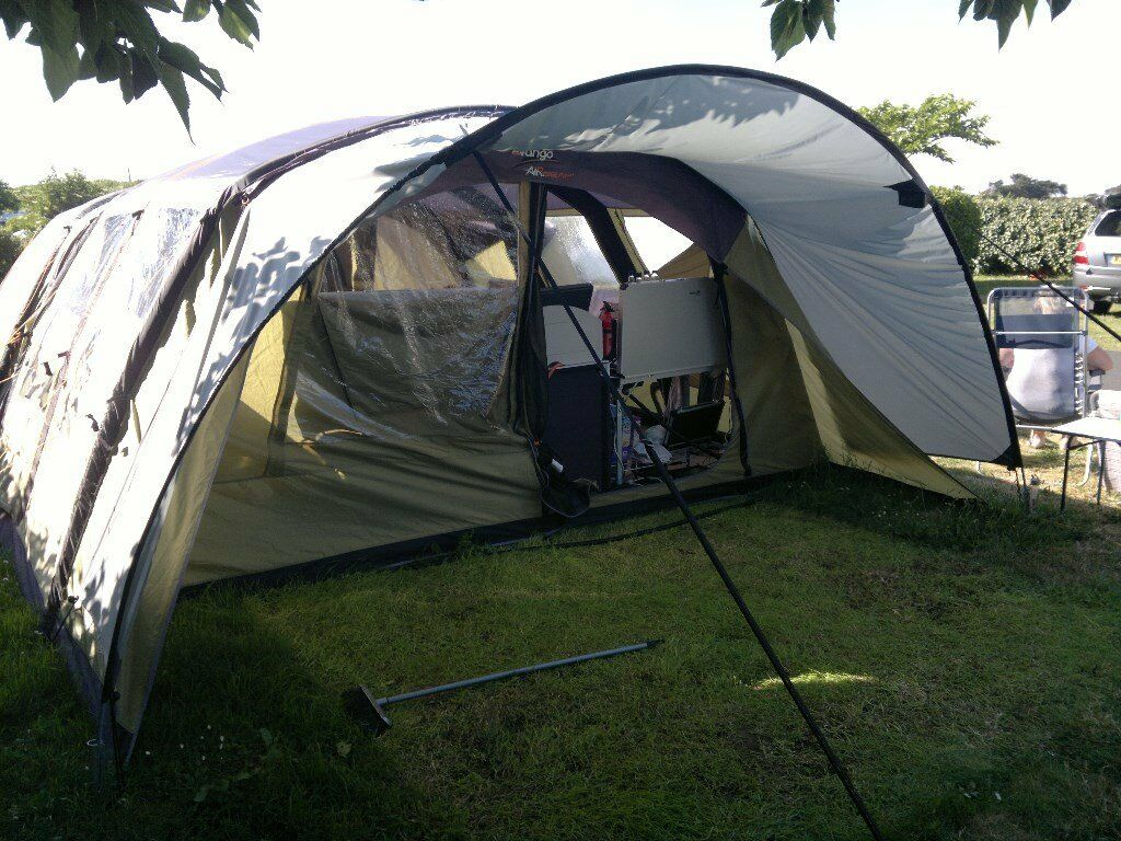 Vango Airbeam Eclipse 800 Tent With Side Awning For Sale In