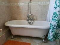 Bathroom suite - Victorian style