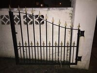 Driveway Gates for sale (x2) in great condition!