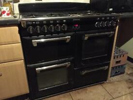 Stoves Richmond gas range cooker