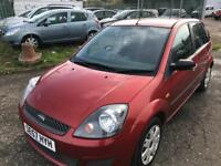 FORD FIESTA STYLE 1.4 TDCI MOTED TILL OCTOBER 2018