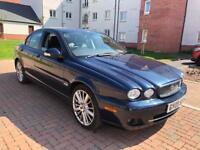 Jaguar X Type 2.2 Diesel sport 6 Speed 09reg FSH all main dealer