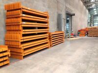 job lot pallet racking 1000 bays available!( storage , shelving )