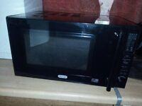 900w digital microwave