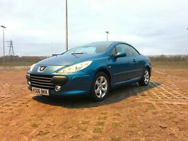 Peugeot 307cc. **low mileage** great condition
