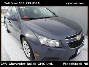 2013 Chevrolet Cruze LT Turbo - $7/Day - Auto, Bluetooth & XM