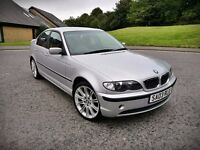 2003 BMW E46 320i...2.2 PETROL...FULL YEAR MOT...FACE LIFT...VERY GOOD CONDITION