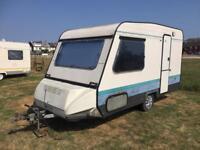 Adria 2 BERTH Touring caravan