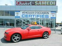 2014 Chevrolet Camaro LT cuir + toit ouvrant