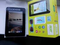 Acer iconia 7 inches with box