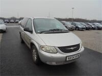 2004 CHRYSLER GRAND VOYAGER - FSH - FREE DELIVERY - WARRANTY AVAILABLE - 7 SEATER