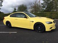 BMW M3 4.0 V8 DAKAR EDTION AUTOMATIC £22,500