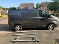 Ford Transit Custom Roof Rack with Rear Roller Bar £80 ONO