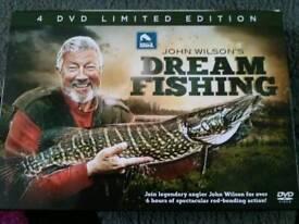New John Wilson dream fishing