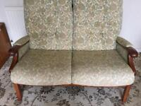 PRICE REDUCTION. -Clean 2 seater settee ,