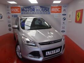 Ford Kuga (TITANIUM X TDCI) FREE MOT'S AS LONG AS YOU OWN THE CAR!!! (silver) 2013