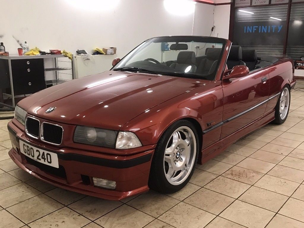 K MILES E I BMW CONVERTIBLE FULLY RESTORED TO - Sports cars 70k