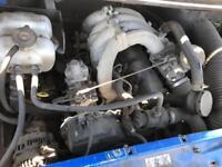 Ford transit banana engine 2.5di non turbo