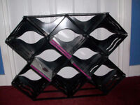 Large Black CD Rack A Bargain at £1