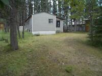 Candle Lake Trailer on Beautiful Large Lot