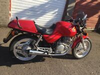 1985 Honda XBR 500cc Single