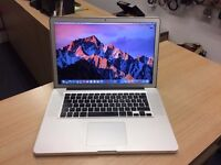 """Macbook Pro 15"""" 2011 Core i7 2.3GHz A1286 750GB 6GB MS OFFICE + PS INSTALLED ( GOOD CLEAN CONDITION)"""