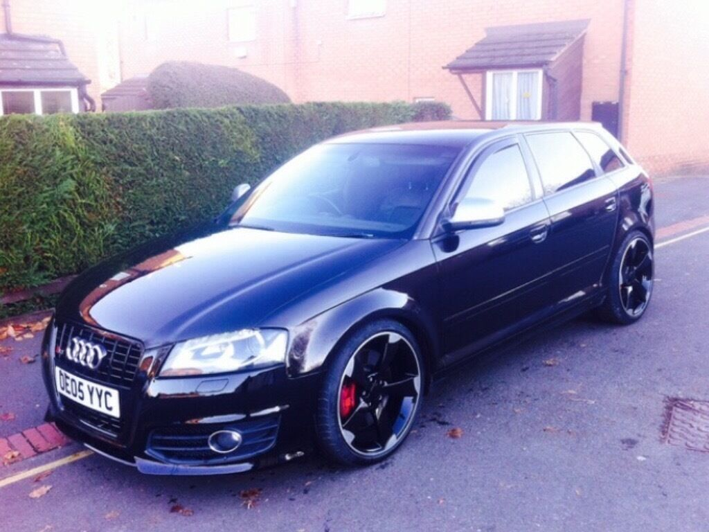 2005 audi a3 tdi a3 tdi s3 rep s3 replica audi a3 black edition in sheffield south yorkshire. Black Bedroom Furniture Sets. Home Design Ideas