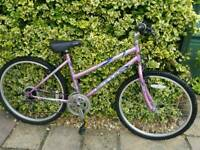 Ladies mountain bike,