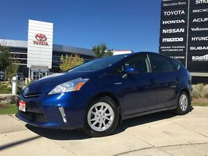 2013 Toyota Prius v LEATHER NAVIGATION REVERSE CAMERA