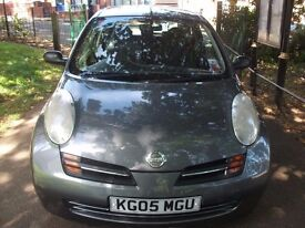 Nissan Micra 1.2 16v S 3dr LOW MILEAGE, CHEAP TAX & INSUR 2006 (05 reg), Hatchback