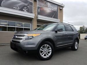 2012 Ford Explorer XLT, AWD, 7 passagers, 108246km