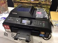 Brother MFC-J5910DW A3/A4 Printer A4 Scanner Wireless & Wired