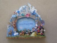 CHILDRENS DISNEY FRAME BRAND NEW NOW REDUCED