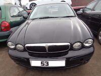 BREAKING - Jaguar X-Type Classic D 2L Diesel 130BHP ----- 2003