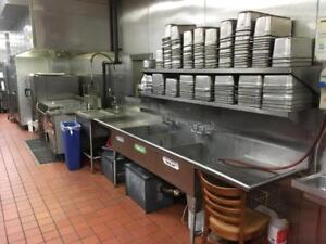 Walk in Freezer - Hilton Niagra Online auction