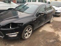Breaking Ford Mondeo Mk4 Titanium 2011-2014 Panther Black 2.0TDCI UFBA Wheel Nut