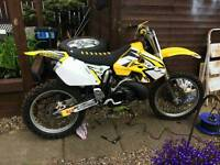 2000 rm 250 fullrebuld have all old parts ther to prove swap for a 250 crf yzf