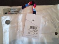 Crew Ballater Skinny Jeans, Size 10 Regular, NEW with Tag