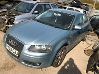AUDI A3 2005 1.6 Fsi FOR BREAKING CHEAP PARTS
