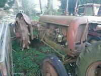 Nuffield petrol tvo tractor