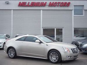 2013 Cadillac CTS 4 3.6L AWD / NAVI / B.CAM / SUNROOF / LAODED
