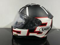 Shoei Marquez Black Ant Helmet