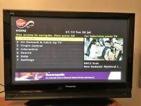 Panasonic Viera 37in Plasma TV