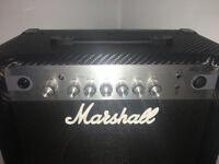 Marshall MG15CFR Combo Amplifier