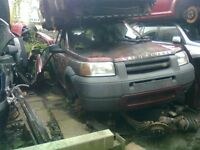 2001 LANDROVER FREELANDER 2.0 DIESEL BREAKING FOR PARTS