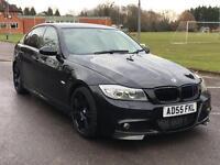 BMW 320D M SPORT - GENUINE LCI REPLICA - MANUAL - PX WELCOME