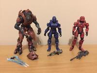 Halo 4 Figures - Series 1