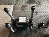 Shower Pump - Salamander CT50 Twin