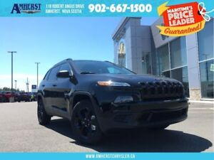 2018 Jeep Cherokee ALTITUDE 2.4L 4X4 BACKUP CAM
