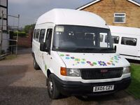 LDV Minibus,10 months mot,well looked after,tow bar,Delivery available,